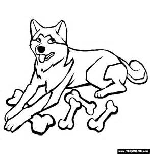 husky face coloring pages royalty free black and white stock dog designs page 2 coloring husky face pages