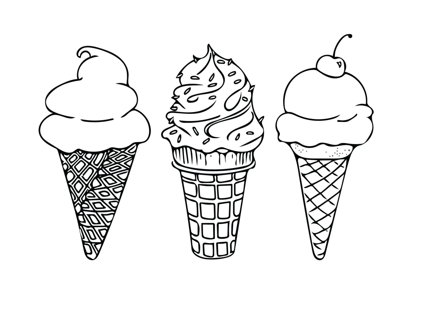 ice cream coloring template printable ice cream bowl coloring pages for girls and boys cream coloring ice template