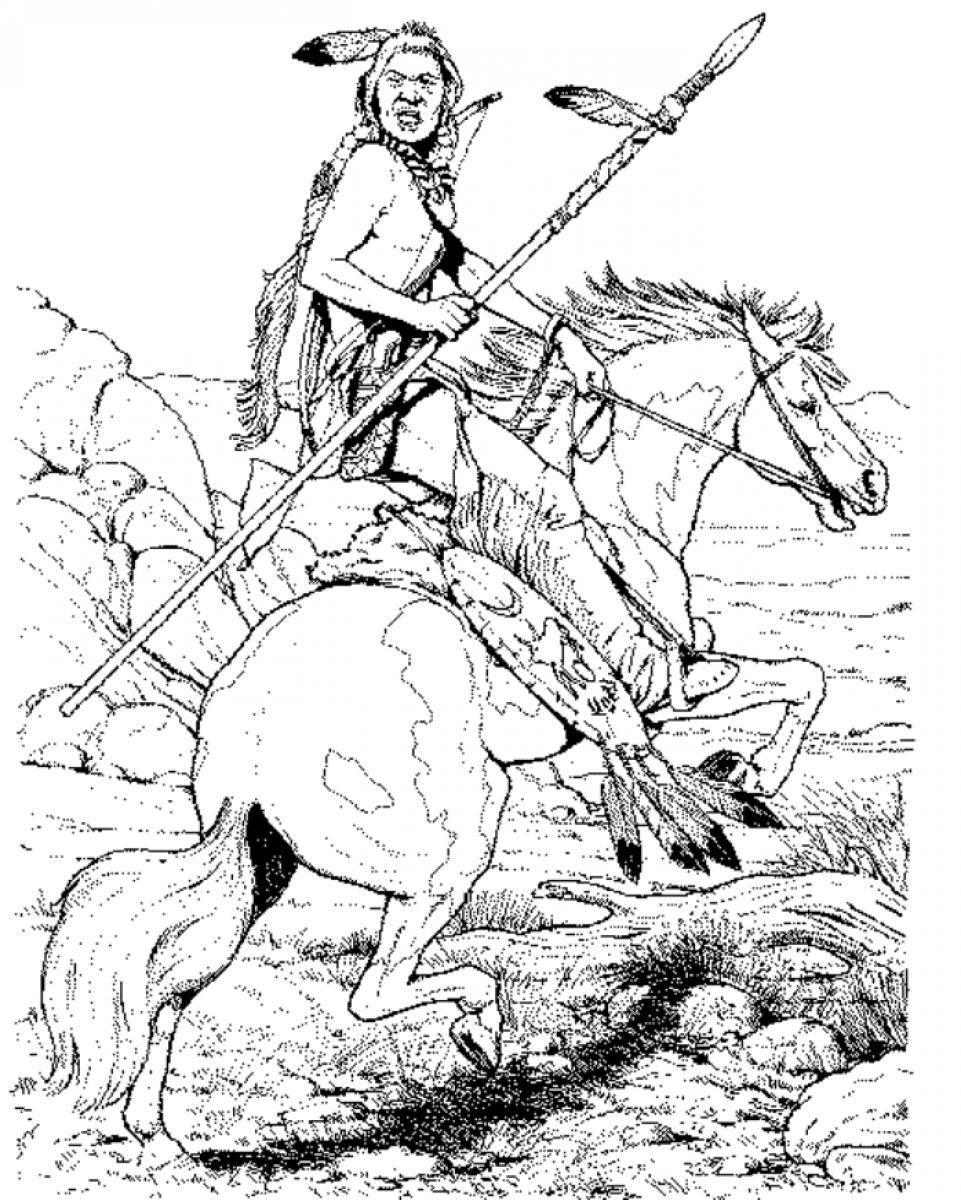 indian coloring pages indian headdress coloring page coloring home indian coloring pages