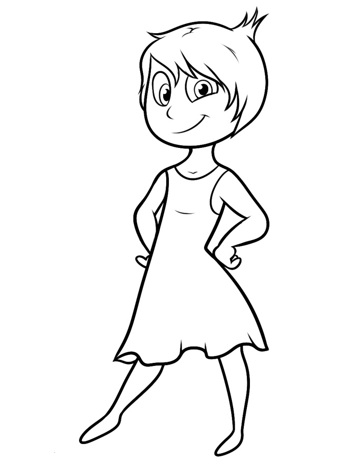 inside out coloring pages all characters inside out coloring pages disneyclipscom pages coloring characters all inside out
