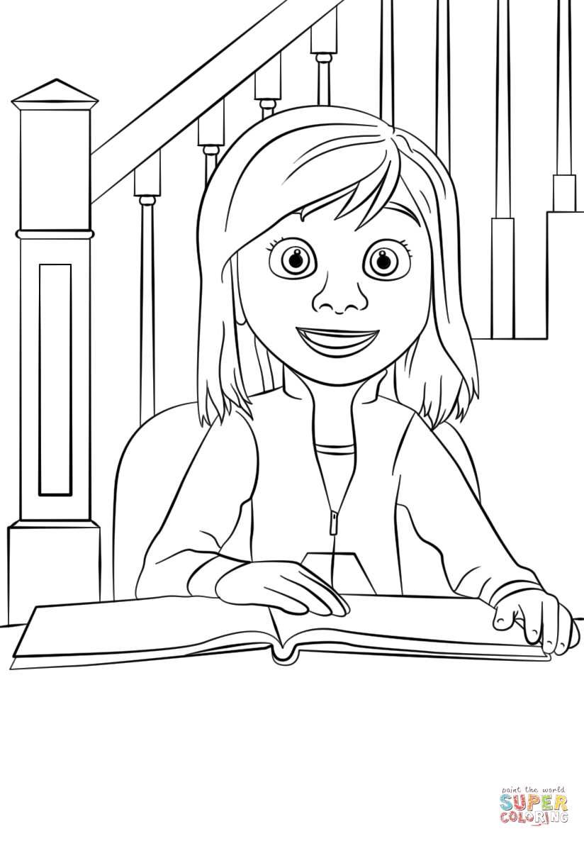 inside out coloring pages all characters inside out coloring pages getcoloringpagescom characters coloring inside pages out all
