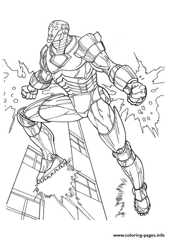iron man 3 pictures to color coloring pages for kids free images iron man avengers iron man 3 to color pictures