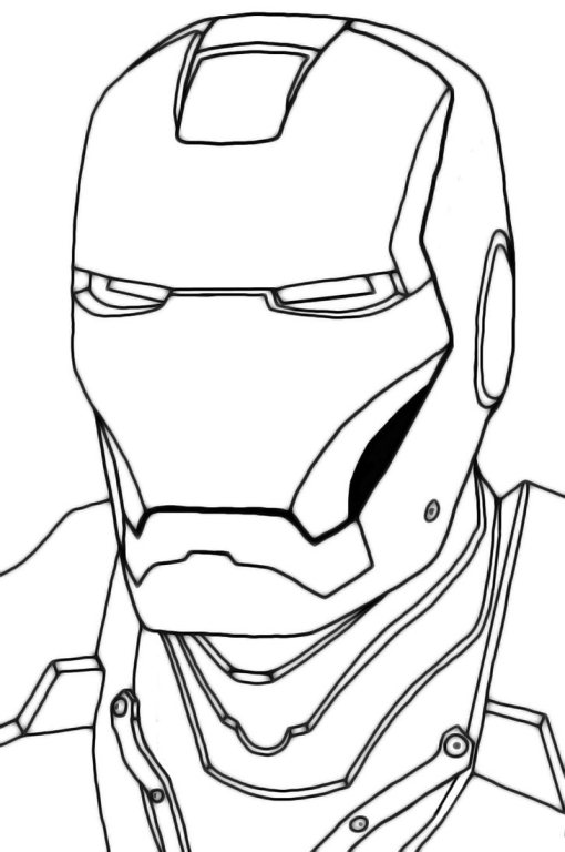 iron man outline drawing how to draw iron man drawingtutorials101com iron man iron outline man drawing