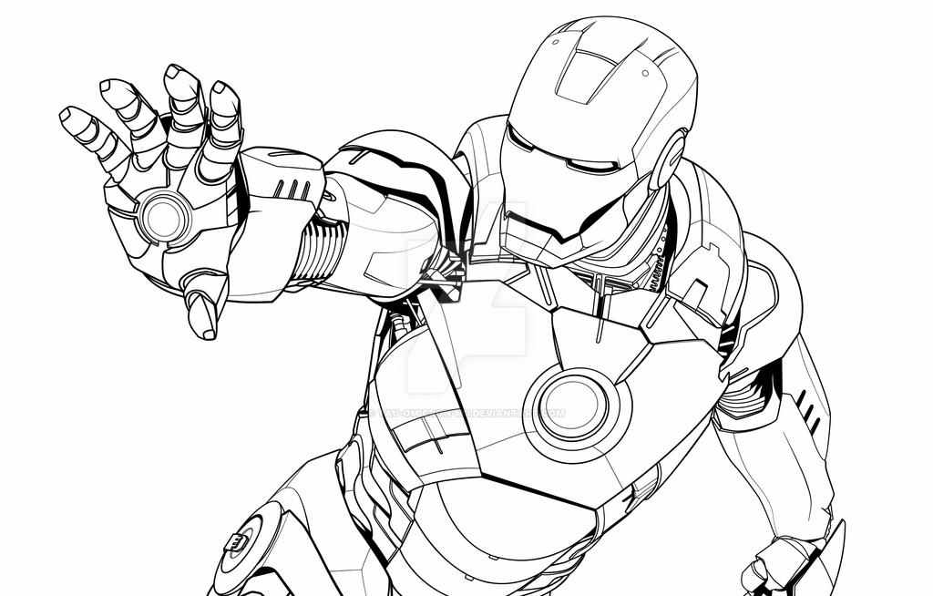 iron man outline drawing iron man drawing free download on clipartmag outline man iron drawing
