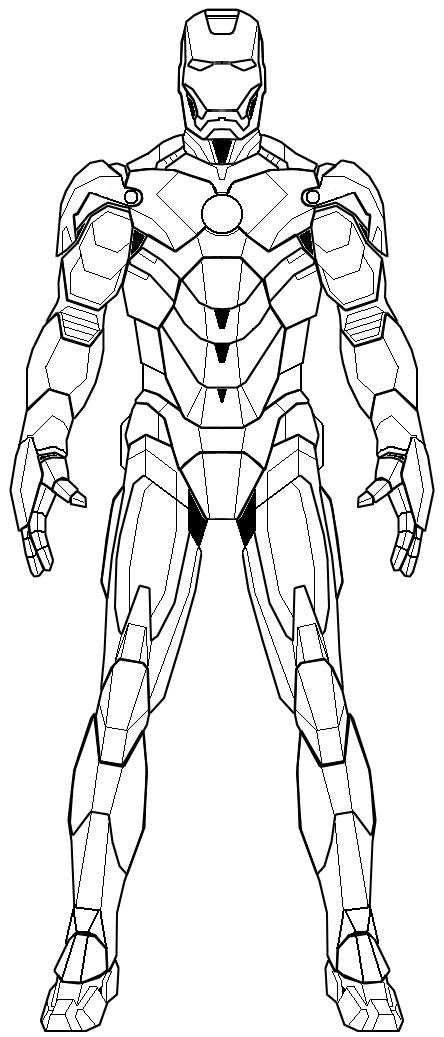 iron man outline drawing ironman inked by plexgod iron man comic iron man iron outline drawing man