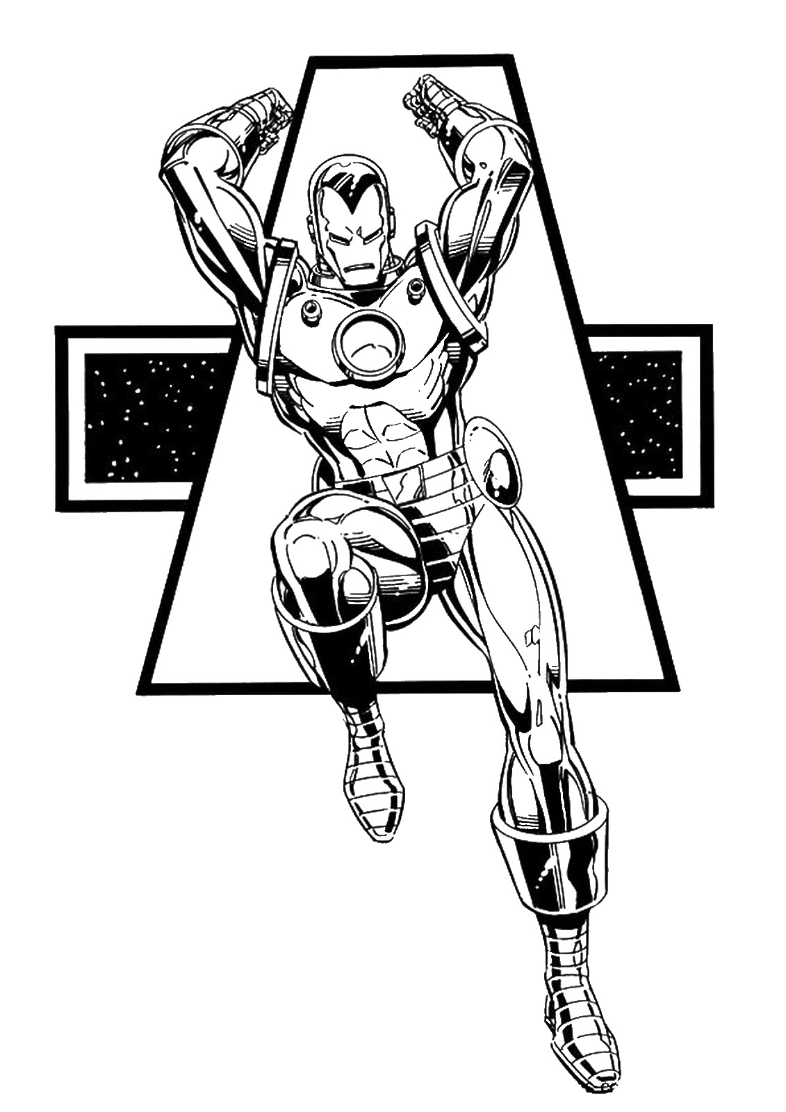ironman images to color iron man coloring pages for kids printable free coloing ironman to color images