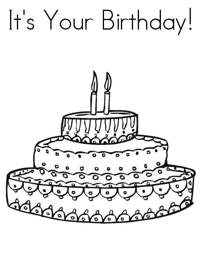 its my birthday coloring pages 3rd birthday coloring pages coloring pages pages birthday my coloring its