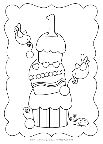 its my birthday coloring pages coloring pages happy birthday picture 14 birthday pages coloring my its