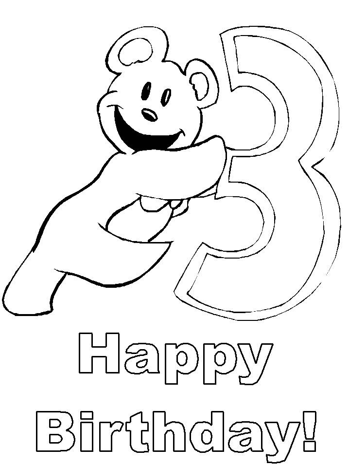 its my birthday coloring pages coloring pages happy birthday picture 19 its pages my birthday coloring
