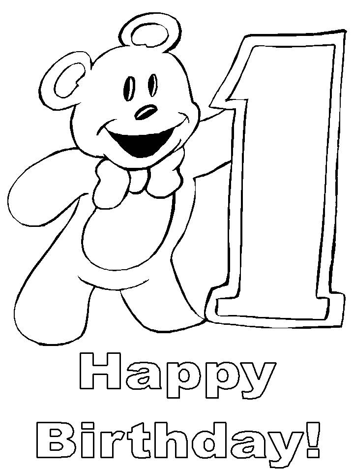 its my birthday coloring pages happy birthday card coloring pages card design coloring birthday my its pages