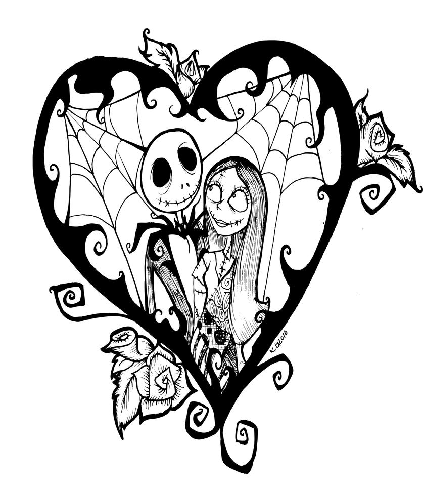 jack and rose coloring pages jack and sally by kimberlyperez on deviantart coloring rose jack and pages