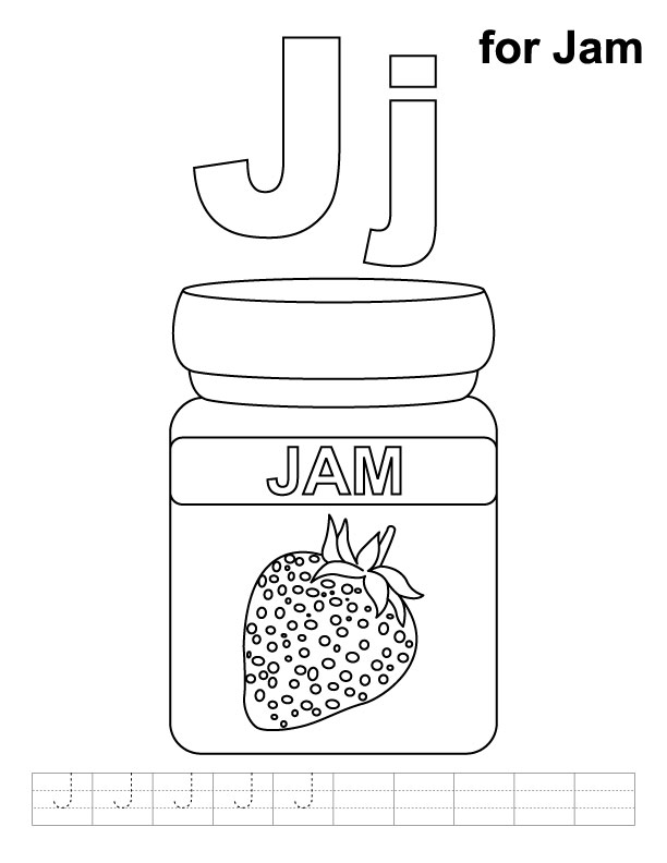 jam coloring page 68 best coloring pages images on pinterest folk art coloring jam page