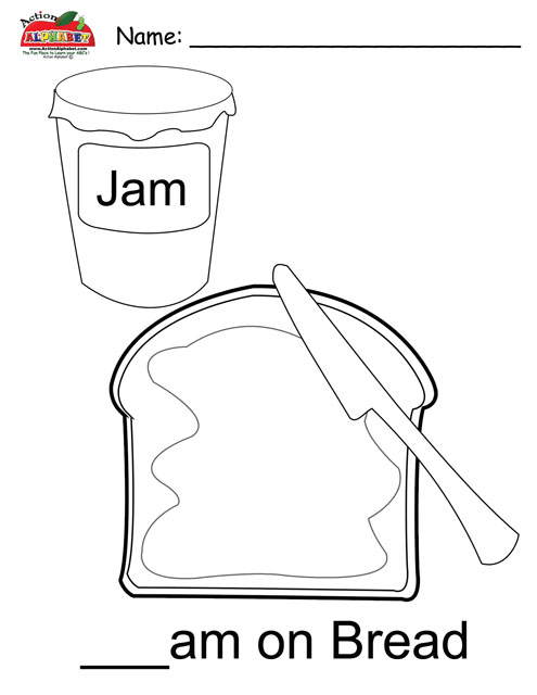 jam coloring page breadbox coloring pages page coloring jam