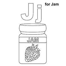 jam coloring page strawberry jam coloring page fruit preserves cliparts jam coloring page