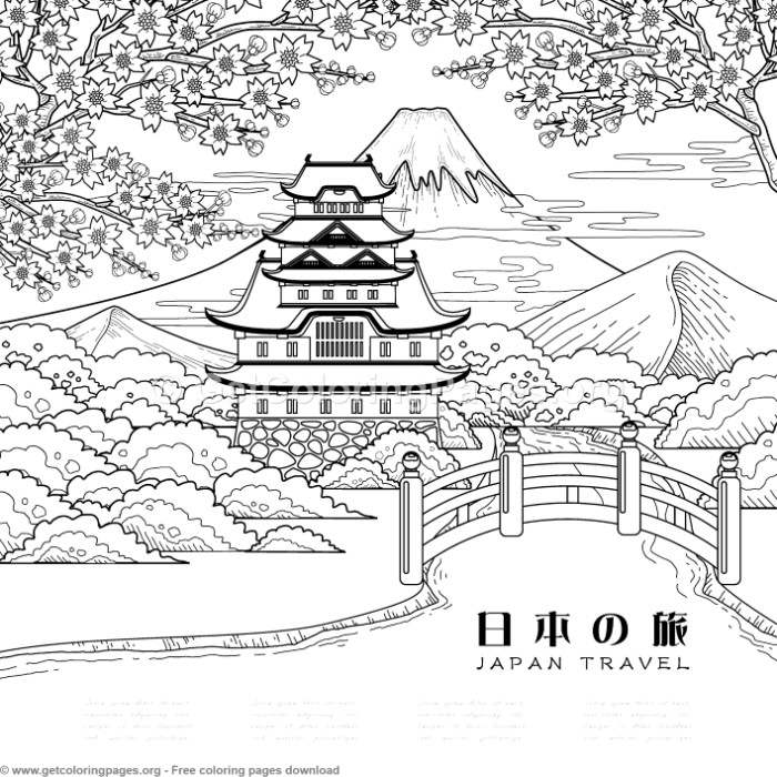 japanese coloring book pages 6 japanese painting coloring pages getcoloringpagesorg japanese pages book coloring