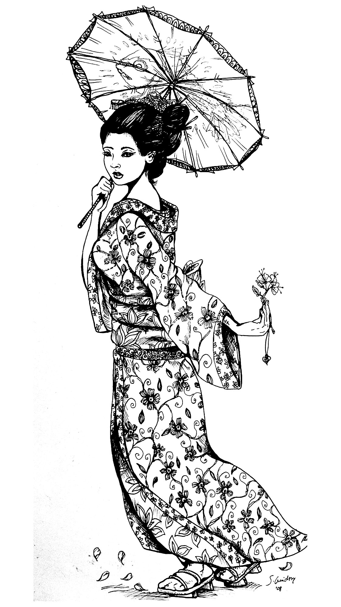 japanese coloring book pages geisha japan to print japan adult coloring pages japanese coloring book pages
