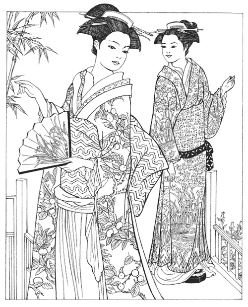 japanese coloring book pages japan coloring page coloring home pages japanese coloring book
