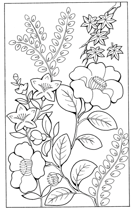 japanese coloring book pages japanese coloring books for adults cleverpedia japanese book coloring pages