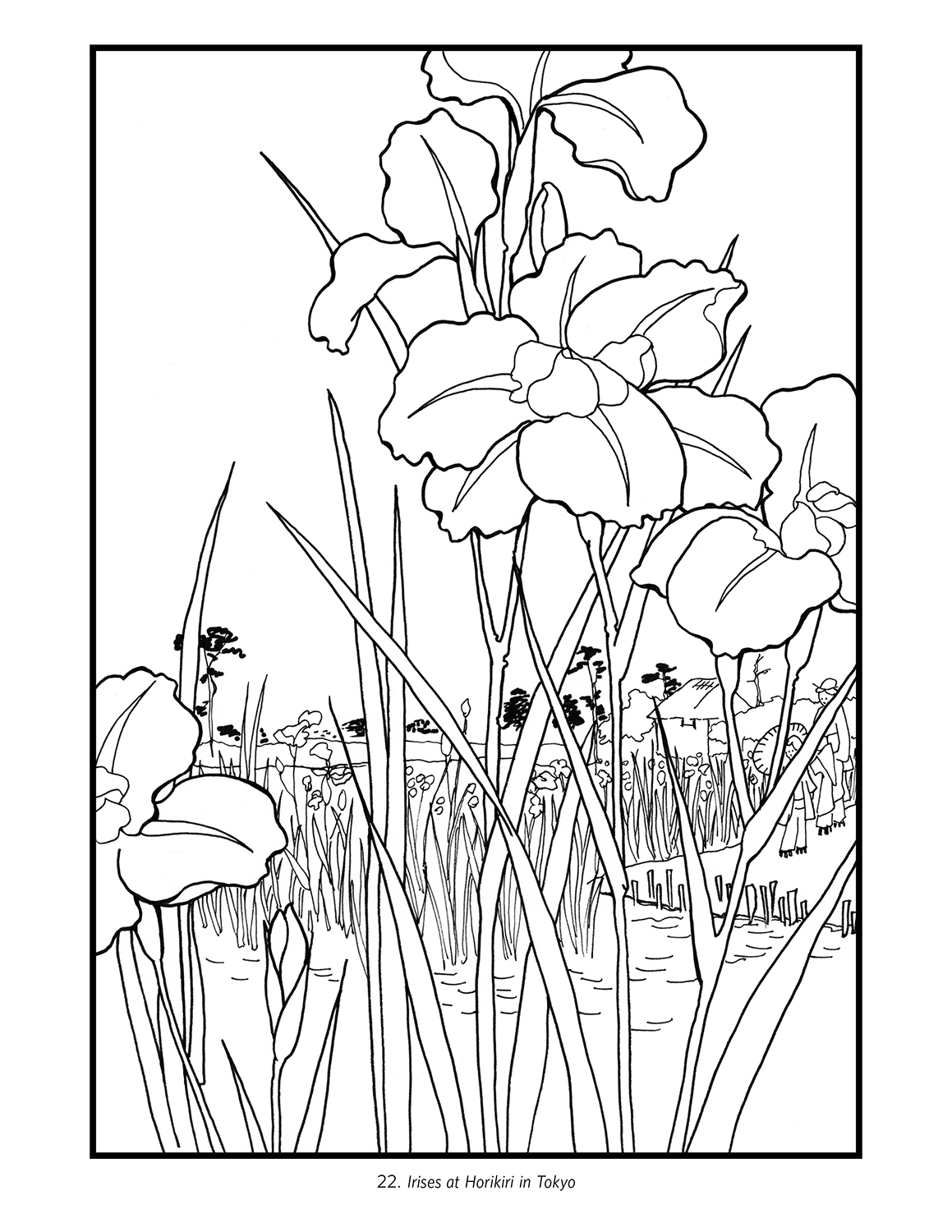 japanese coloring book pages japanese coloring books for adults cleverpedia pages japanese coloring book