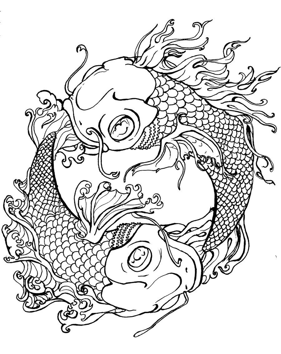 japanese koi fish coloring pages 25 interesting koi fish coloring pages for your toddlers koi pages fish coloring japanese