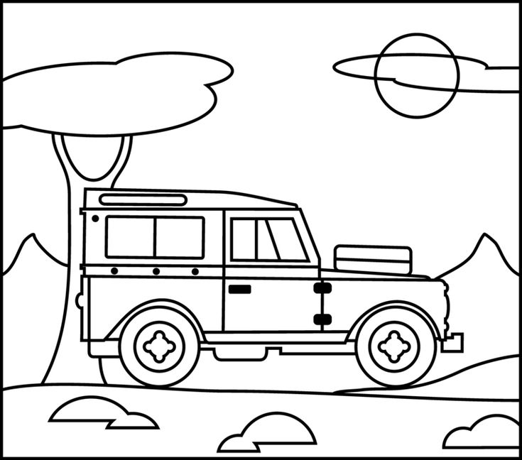jeep coloring page jeep coloring pages to download and print for free coloring page jeep