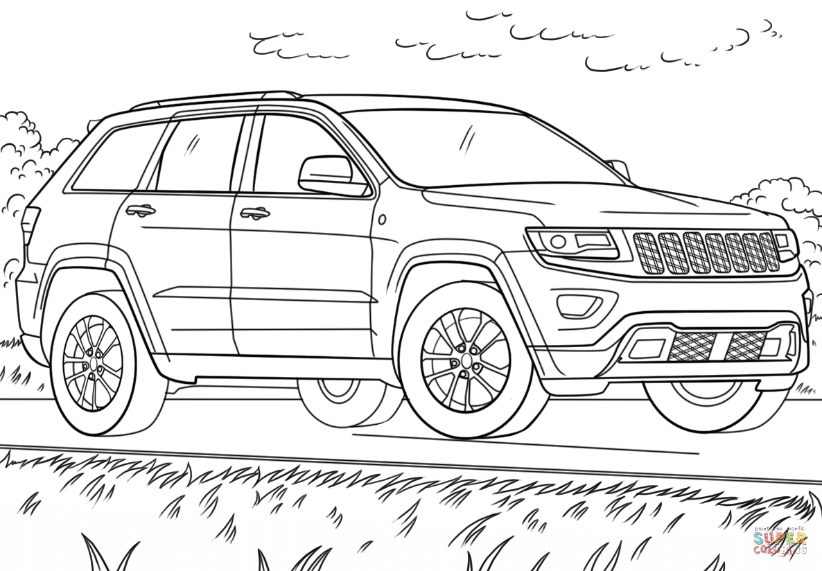 jeep coloring page jeep coloring pages to download and print for free sketch page coloring jeep