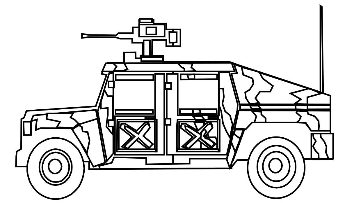 jeep coloring page jeep grand cherokee coloring page free printable page jeep coloring