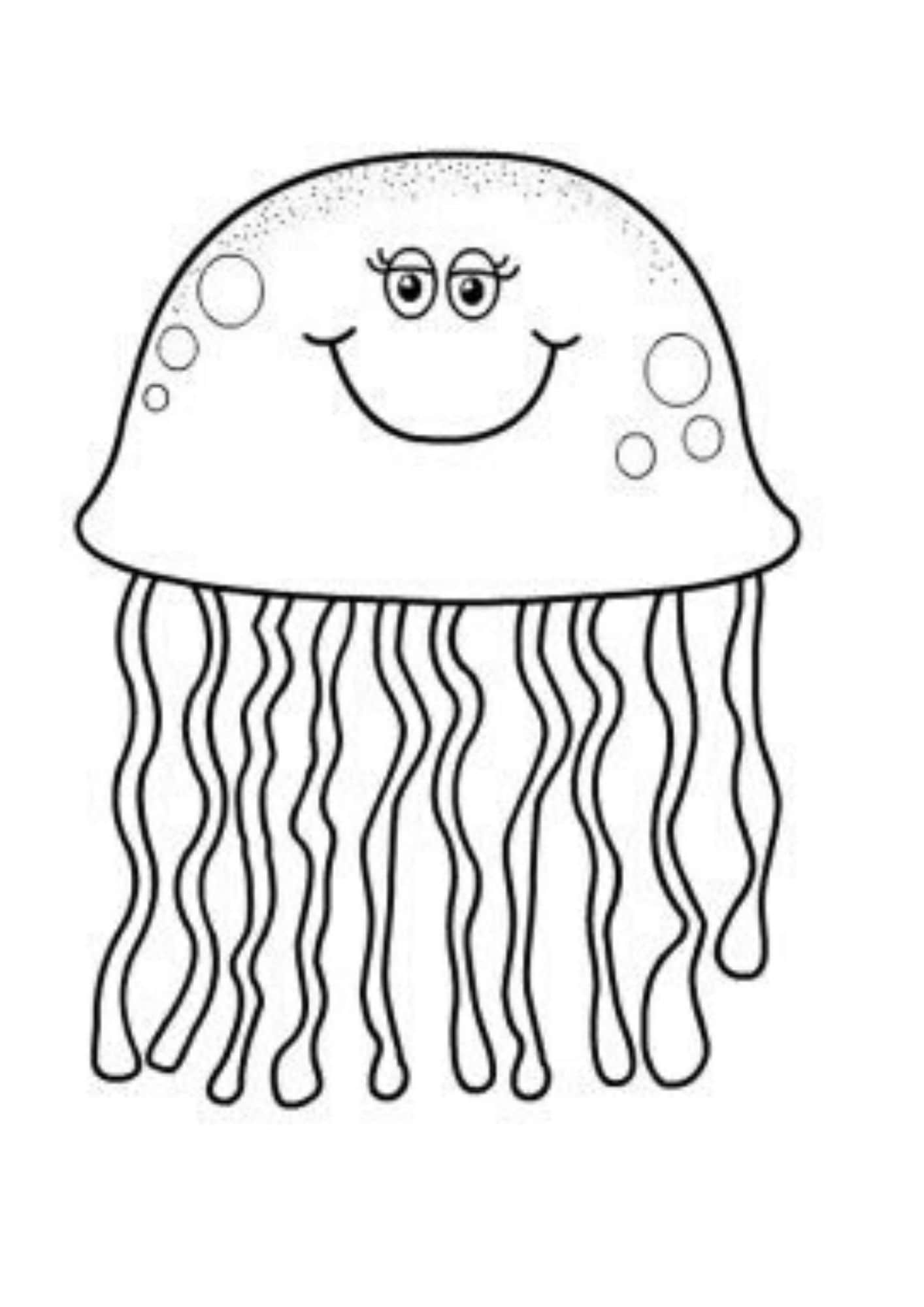 jellyfish drawing for kids best easy drawings for kids story handbook for drawing kids jellyfish