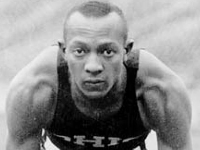 jesse owens pictures in color 9 photos of jesse owens at the 1936 olympics show what an pictures in owens jesse color