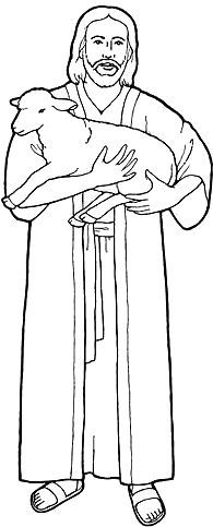 jesus the shepherd coloring pages bible coloring pages for kids the shepherd tends his flock the shepherd coloring pages jesus