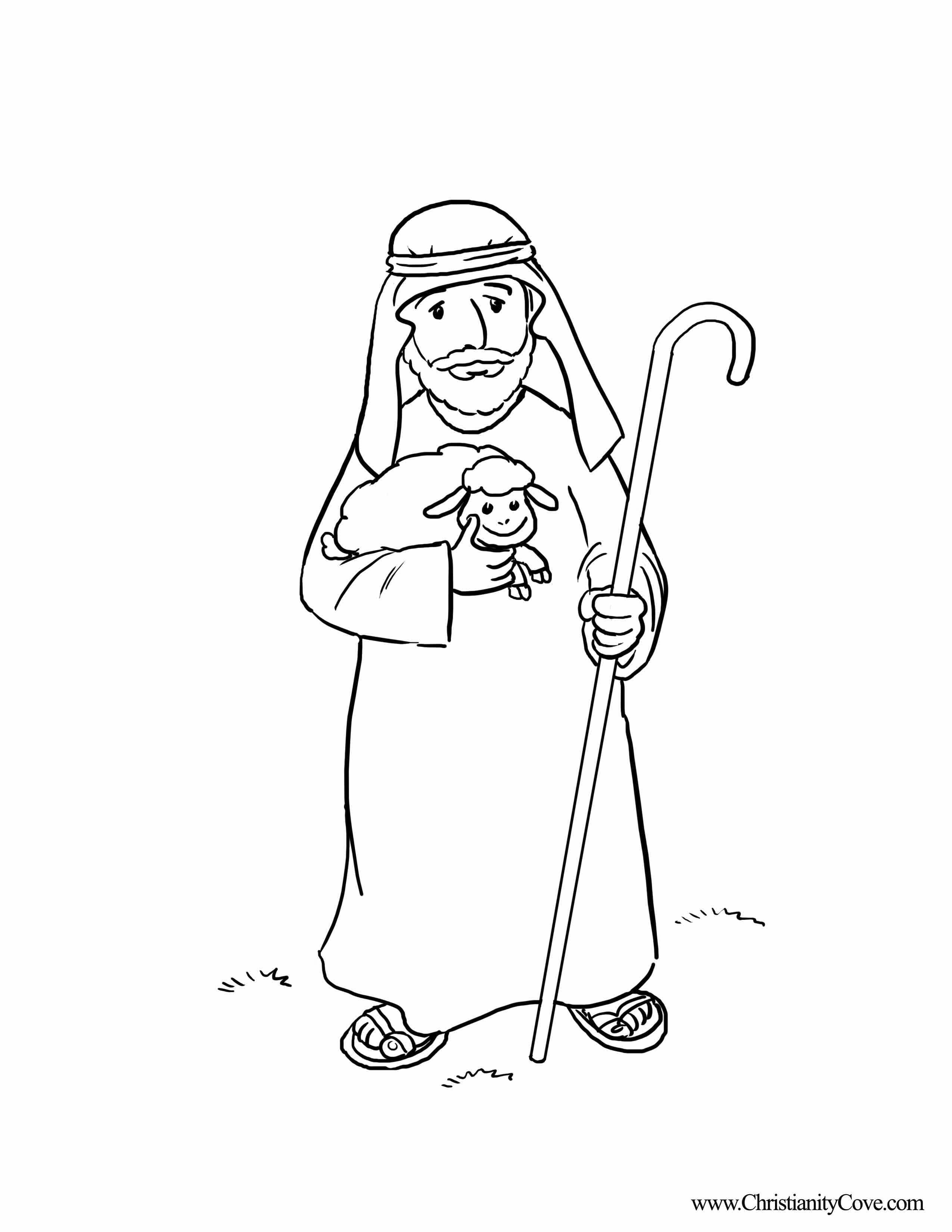 jesus the shepherd coloring pages good shepherd coloring pages free coloring home pages shepherd coloring jesus the