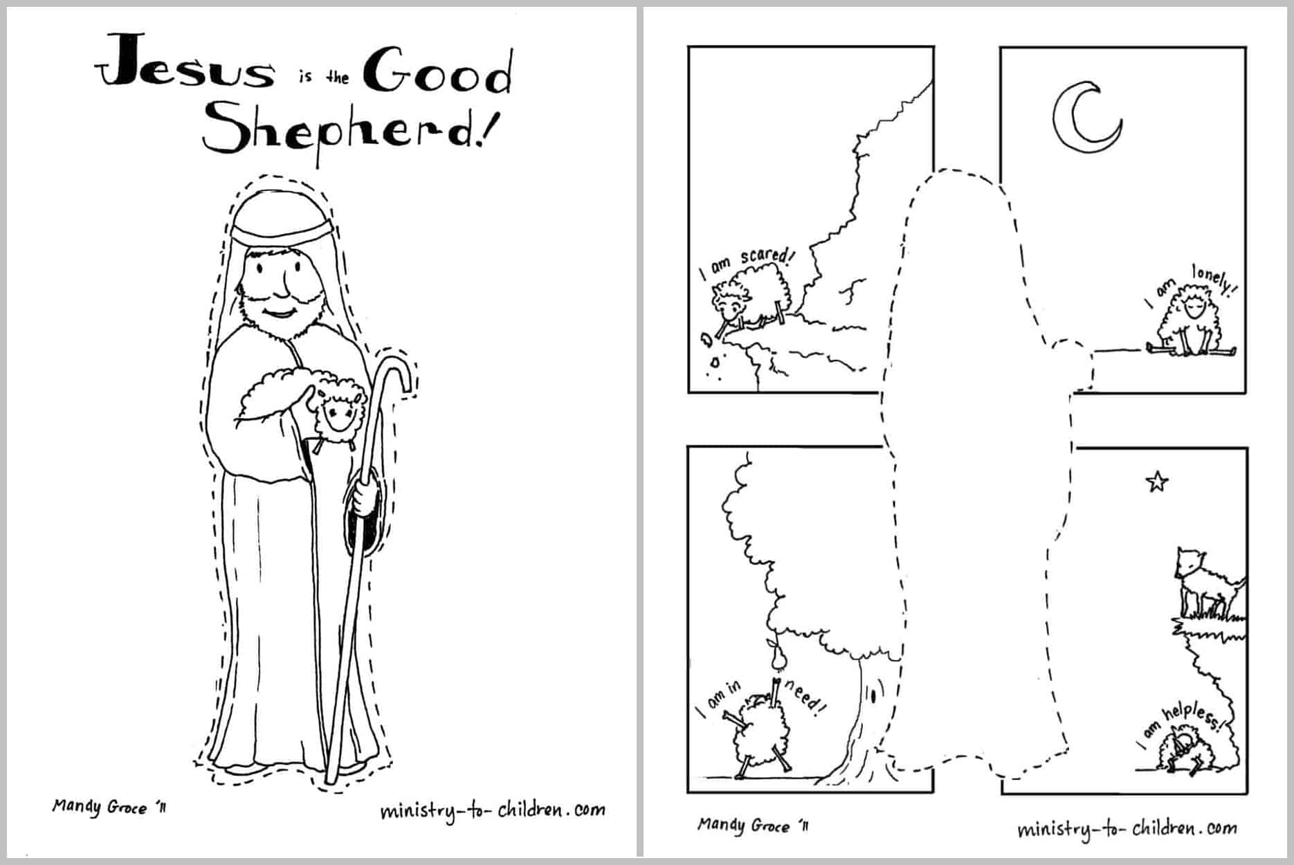 jesus the shepherd coloring pages jesus is the good shepherd bible coloring page ccd shepherd pages the coloring jesus