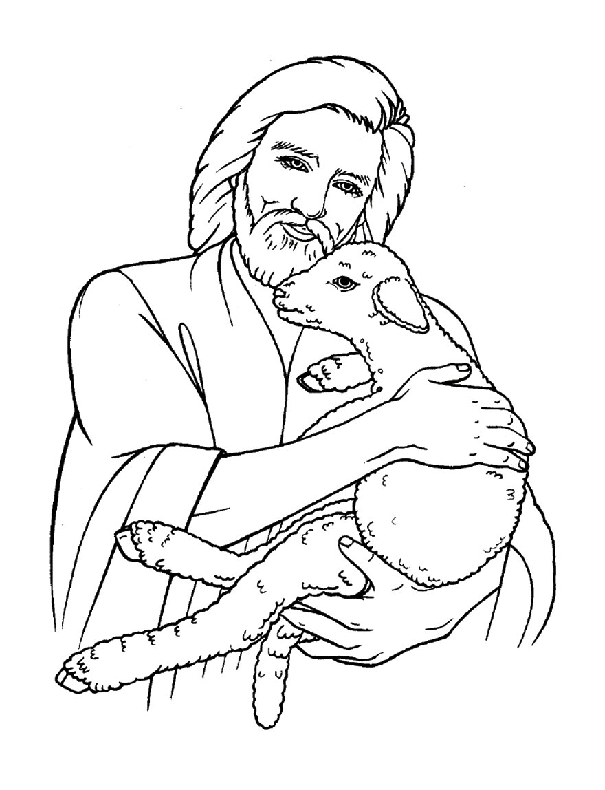 jesus the shepherd coloring pages jesus the good shepherd coloring page bible coloring coloring shepherd jesus the pages