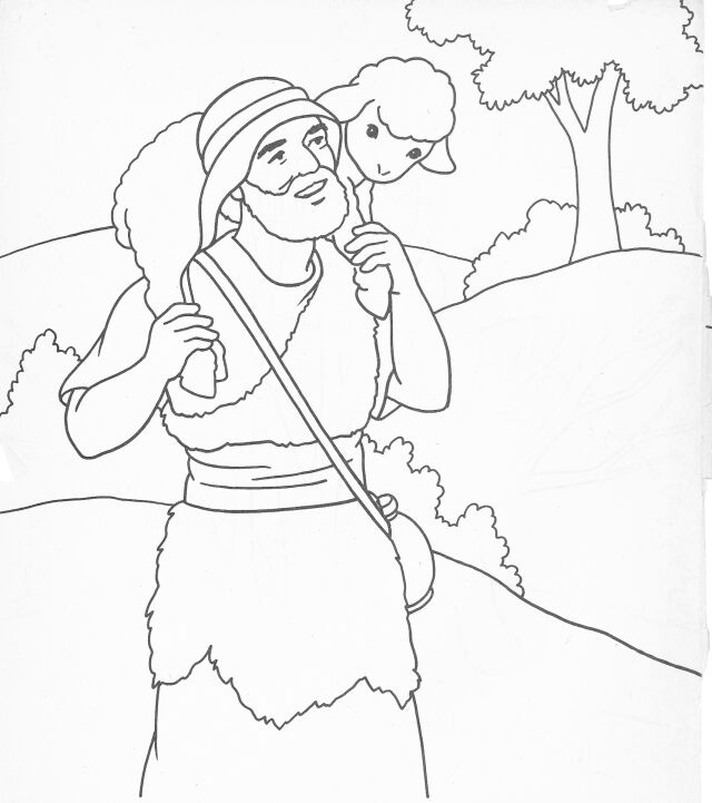 jesus the shepherd coloring pages john 10 11 jesus i am the good shepherd coloring page the jesus shepherd pages coloring