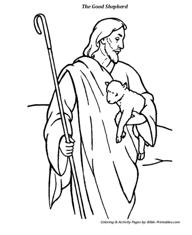 jesus the shepherd coloring pages the parable of the good shepherd 2 the good shepherd coloring shepherd jesus the pages