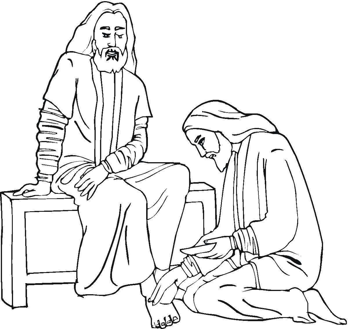 jesus washes the disciples feet coloring page rock of ages bible coloring pages free jesus coloring jesus the feet page disciples washes coloring