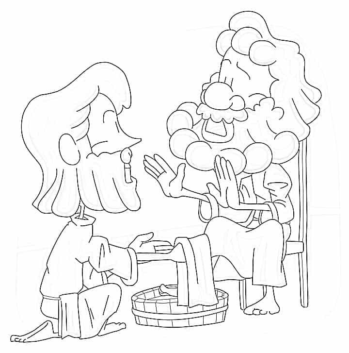 jesus washes the disciples feet coloring page share life coloring page jesus washes the disciples page feet disciples coloring the washes jesus
