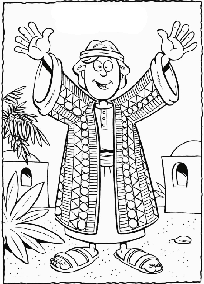 joseph coat coloring page joseph39s coat of many colors color by number coloring coat joseph coloring page