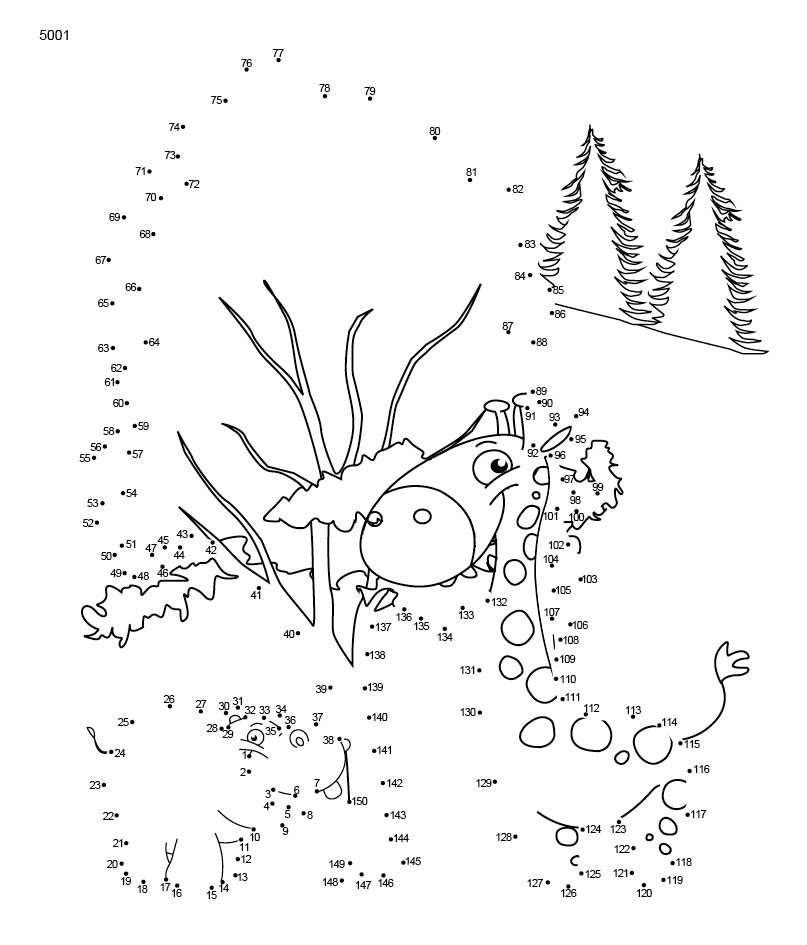 jungle animal dot to dot connect the dots shere khan the tiger cartoons gt the jungle to dot dot animal