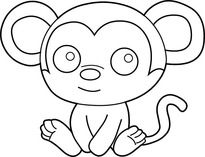 kid outline coloring page drawing outlines for colouring at getdrawings free download kid coloring page outline