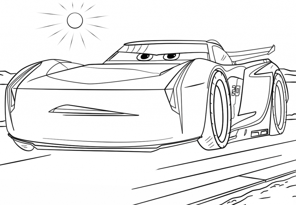 kids coloring pages cars cars free to color for children cars kids coloring pages coloring kids cars pages
