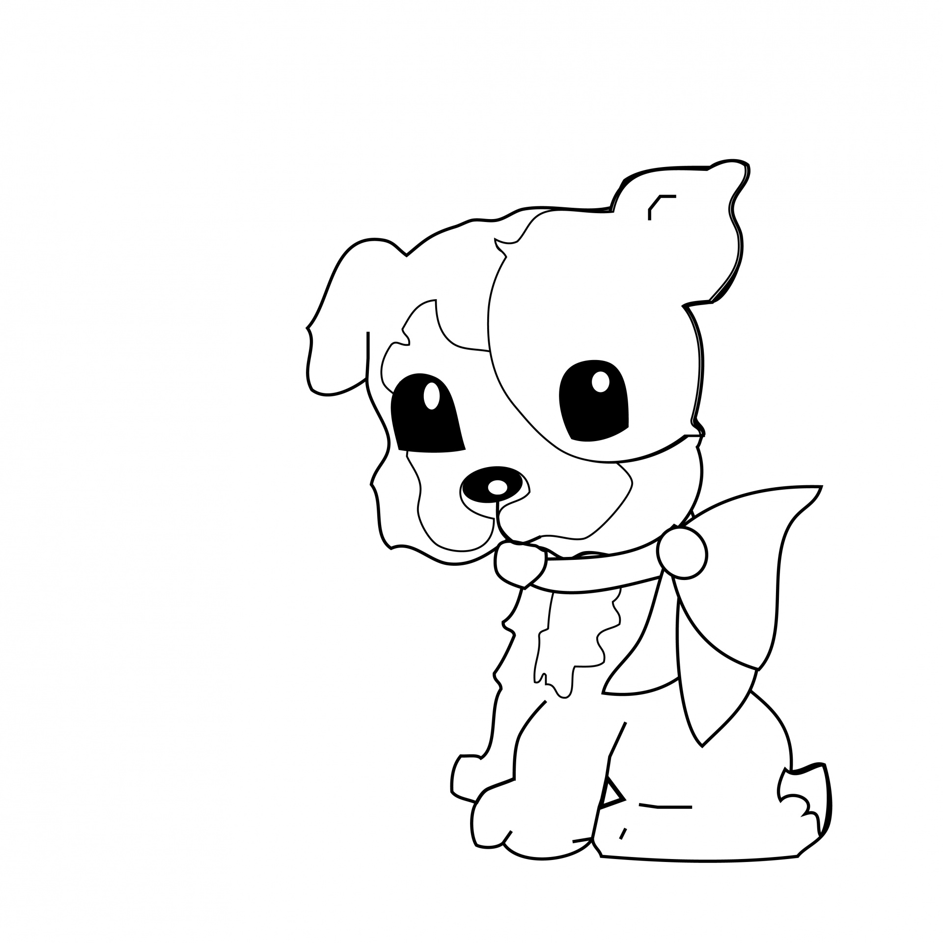 kids coloring puppy cute dog coloring pages to download and print for free kids puppy coloring