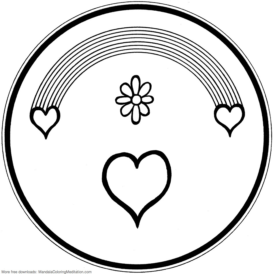 kids heart coloring pages free printable heart templates diy 100 ideas kids heart coloring pages