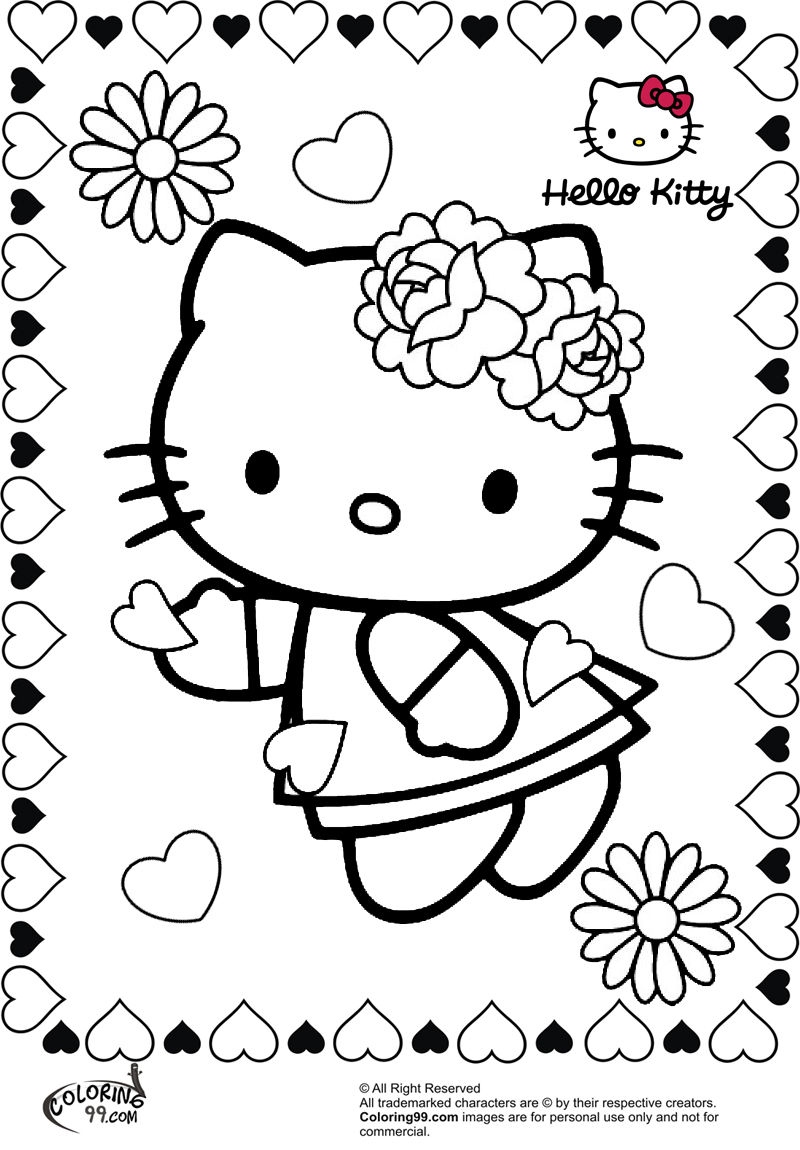 kitty hello coloring pages hello kitty templates and coloring pages free printables pages coloring hello kitty