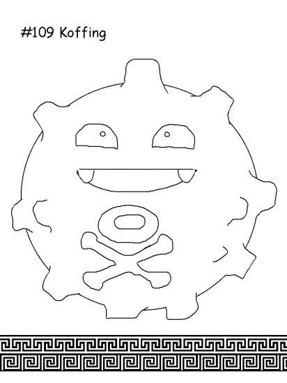 koffing pokemon coloring page how to draw koffing from pokemon in easy step by step page pokemon coloring koffing