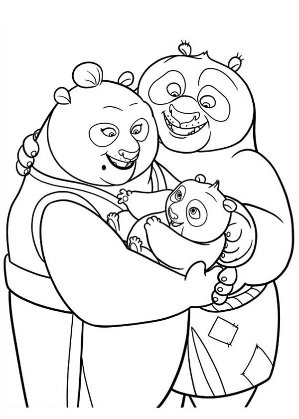 kung fu panda 3 coloring pages 11 free printable kung fu panda 3 coloring pages 1nza coloring 3 panda kung fu pages