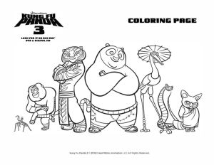 kung fu panda 3 coloring pages learn how to draw li from kung fu panda 3 kung fu panda 3 fu coloring kung 3 pages panda