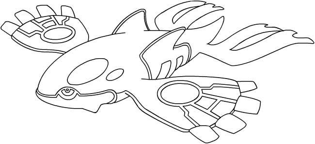 kyogre pokemon coloring pages pokemon kyogre 3 gratis malvorlage in comic kyogre pages coloring pokemon