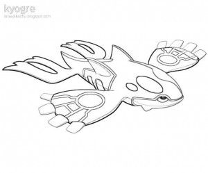 kyogre pokemon coloring pages primal kyogre drawing at getdrawings free download kyogre pokemon coloring pages