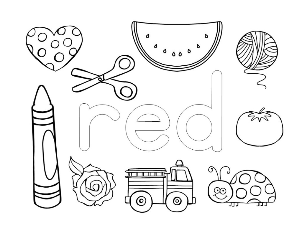 learning coloring pages preschool color activities fun games for teaching colors pages learning coloring